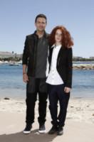 Sebastiano Riso, Davide Capone - Cannes - 15-05-2014 - Cannes 2014: Micaela Ramazzotti presenta Più Buio di mezzanotte