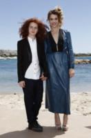 Davide Capone, Micaela Ramazzotti - Cannes - 15-05-2014 - Cannes 2014: Micaela Ramazzotti presenta Più Buio di mezzanotte
