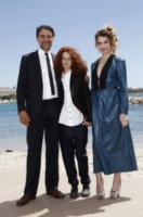 Sebastiano Riso, Vincenzo Amato, Micaela Ramazzotti - Cannes - 15-05-2014 - Cannes 2014: Micaela Ramazzotti presenta Più Buio di mezzanotte