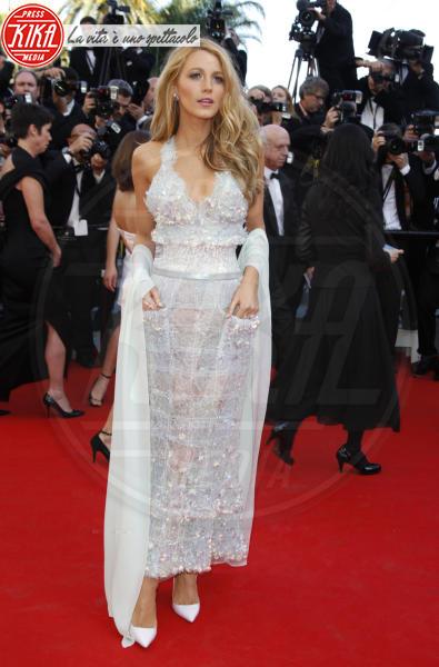 Blake Lively - Cannes - 15-05-2014 - Blake Lively: dal giorno alla sera, vince l'eleganza