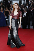 Julianne Moore - Cannes - 15-05-2014 - Julianne Moore, estro e fantasia sul red carpet