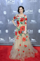 Shawna Thompson - Los Angeles - 06-04-2014 - Mini o longuette, ma pieno di fiori: è l'abito della primavera!