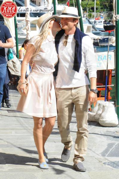 Vivian Wegener, Nico Rosberg - Portofino - 15-05-2014 - Estate 2019: i vip turisti abituali in Italia
