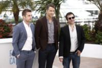 Kevin Durand, Atom Egoyan, Ryan Reynolds - Cannes - 16-05-2014 - Cannes 2014: Rosario Dawson e Ryan Reynolds presentano Captives