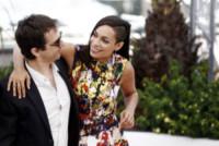 Atom Egoyan, Rosario Dawson - Cannes - 16-05-2014 - Cannes 2014: Rosario Dawson e Ryan Reynolds presentano Captives