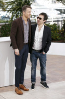 Atom Egoyan, Ryan Reynolds - Cannes - 16-05-2014 - Cannes 2014: Rosario Dawson e Ryan Reynolds presentano Captives