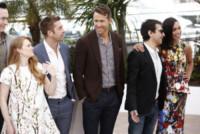Mireille Enos, Atom Egoyan, Ryan Reynolds, Scott Speedman, Rosario Dawson - Cannes - 16-05-2014 - Cannes 2014: Rosario Dawson e Ryan Reynolds presentano Captives