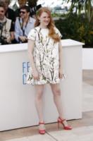 Mireille Enos - Cannes - 16-05-2014 - Il minidress floreale per sentirsi una jeune fille en fleur