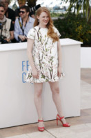 Mireille Enos - Cannes - 16-05-2014 - Nadja Auermann e Daisy Lowe: chi lo indossa meglio?