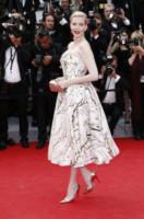 Nadja Auermann - Cannes - 14-05-2014 - Nadja Auermann e Daisy Lowe: chi lo indossa meglio?