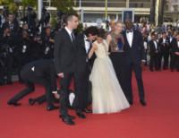 Vitalii Sediuk, America Ferrera - Cannes - 16-05-2014 - Cannes 2014: sotto il vestito… un uomo!