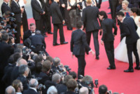 Vitalii Sediuk, America Ferrera - Cannes - 16-05-2014 - Vitalii Sediuk: professione guastafeste