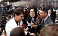 Vitalii Sediuk, Will Smith - Cannes 2014: sotto il vestito… un uomo!