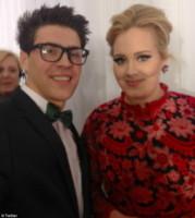 Vitalii Sediuk, Adele - Cannes 2014: sotto il vestito… un uomo!
