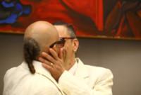 Elwin Anthony van Dijk, Fausto Schermi, Kiss - Fano - 17-05-2014 - La favola di Fausto e Elwin, sposi in Olanda ma non in Italia