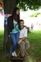 Eivon, fidanzata - Fano - 17-05-2014 - La favola di Fausto e Elwin, sposi in Olanda ma non in Italia