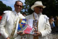 Elwin Anthony van Dijk, Fausto Schermi - Fano - 17-05-2014 - La favola di Fausto e Elwin, sposi in Olanda ma non in Italia