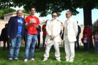 Jacopo Cesari, Flavio Romani, Elwin Anthony van Dijk, Fausto Schermi - Fano - 17-05-2014 - La favola di Fausto e Elwin, sposi in Olanda ma non in Italia
