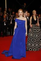 Jessica Chastain - Cannes - 17-05-2014 - Sul red carpet come una dea: il ritorno del monospalla