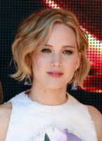 Jennifer Lawrence - Cannes - 17-05-2014 - Cannes 2014: il photocall di Hunger Games