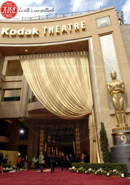 Kodak Theatre - Hollywood - 25-02-2007 - Oscar: Il Kodak Theatre cambierà nome e potrebbe perdere anche i premi dell'Academy