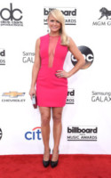 Miranda Lambert - Las Vegas - 19-05-2014 - La rivincita delle bionde in rosa shocking: le vip sono Barbie!
