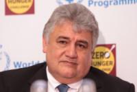 Amir Abdulla - Londra - 19-05-2014 - José Mourinho scende in campo contro la fame nel mondo