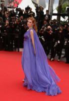Jessica Chastain - Cannes - 19-05-2014 - Sul red carpet come una dea: il ritorno del monospalla