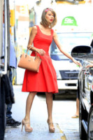 Taylor Swift - New York - 19-05-2014 - L'abito dell'estate? Il corolla dress, sexy e bon ton!