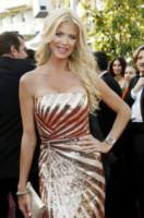 Victoria Silvstedt - Cannes - 20-05-2014 - Marilyn Style: biondo platino, il colore delle dive