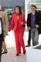 Sophia Loren - Cannes - 21-05-2014 - Vuoi essere vincente? Vestiti di rosso