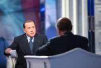 Silvio Berlusconi, Bruno Vespa - Roma - 21-05-2014 - Silvio Berlusconi compie 80 anni: 10 cose che forse non sai...