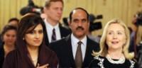 Hina Rabbani Khar, Hillary Clinton - Islamabad - 21-10-2011 - Hillary Clinton: