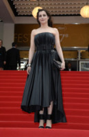 Amira Casar - Cannes - 21-05-2014 - Ecco le celebrity che non fanno un plissé… ma mille!