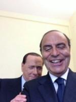 Silvio Berlusconi, Bruno Vespa - Roma - 23-05-2014 - Il sostituto procuratore: confermare la condanna a Berlusconi