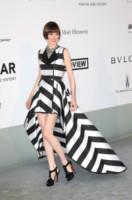 Coco Rocha - Cannes - 22-05-2014 - Tutte in riga black&white come Amal Alamuddin!