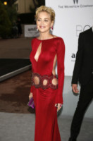 Sharon Stone - Cannes - 22-05-2014 - Sharon Stone come Dorian Gray: il fascino non ha età