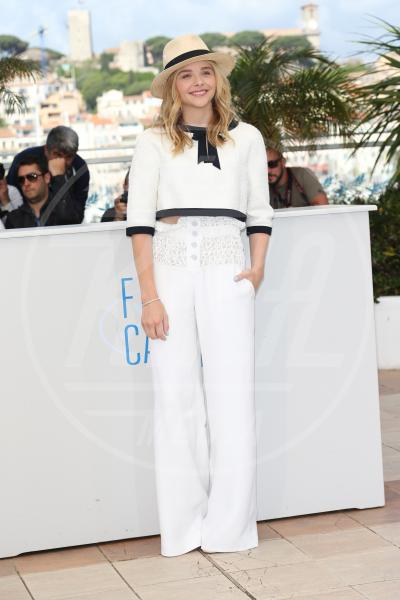 Chloe Grace Moretz - Londra - 23-05-2014 - Kristen Stewart e Chloe Grace Moretz, bellezze a confronto