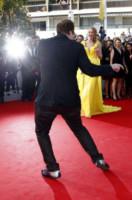Quentin Tarantino, Uma Thurman - Cannes - 23-05-2014 - Cannes 2014:Tarantino-Thurman ballano Pulp Fiction 20 anni dopo