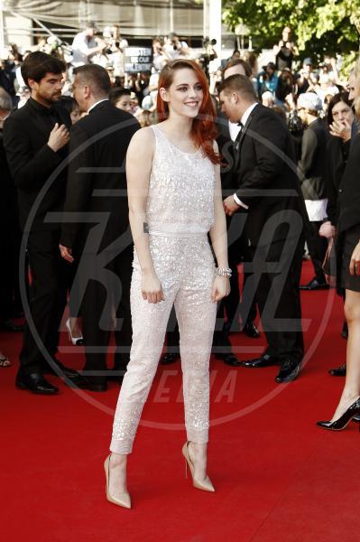 Kristen Stewart - Cannes - 23-05-2014 - Kristen Stewart e Chloe Grace Moretz, bellezze a confronto