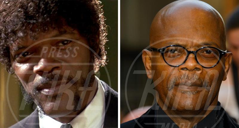 Samuel L. Jackson - Pulp Fiction ieri e oggi: i protagonisti a distanza di 20 anni