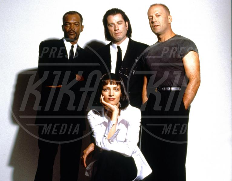 Pulp Fiction, John Travolta, Bruce Willis, Uma Thurman, Samuel L. Jackson - 01-01-1994 - Pulp Fiction ieri e oggi: i protagonisti a distanza di 20 anni