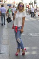 Guendalina Canessa - Milano - 24-05-2014 - Ecco le celebrity che fanno uno strappo alla regola… dei jeans