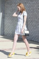 Lindy Booth - Los Angeles - 26-05-2014 - L'abito dell'estate? Il corolla dress, sexy e bon ton!