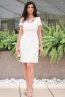 Giovanna Rei - Roma - 28-05-2014 - Non solo LBD: oggi il tubino è anche bianco!