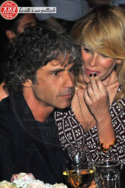 Paolo Calabresi Marconi, Alessia Marcuzzi - Milano - 29-05-2014 - Alessia Marcuzzi ha sposato Paolo Calabresi Marconi