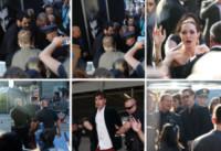 Vitalii Sediuk - Aggressione Brad Pitt - Hollywood - 29-05-2014 - Vitalii Sediuk: professione guastafeste