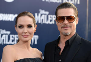Angelina Jolie, Brad Pitt - Hollywood - 28-05-2014 - Contratti prematrimoniali vip: la scelta di Harry e Meghan