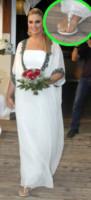 Lupo Ward, Giada Desideri - Fregene - 10-07-2013 - Arriva l'estate, annunciata dalle classiche infradito