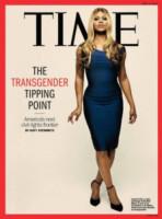 Leaverne Cox - 29-05-2014 - Il Time dedica la copertina alla trans Laverne Cox